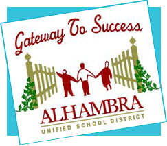 Alhambra Gateway to Success poster